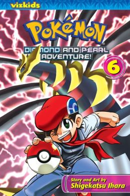 Pokemon Diamond and Pearl Adventure!, Volume 6