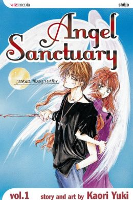 Angel Sanctuary, Vol. 1: Angels, Demons, and Sinners
