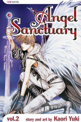 Angel Sanctuary, Vol. 2: Teen Angel