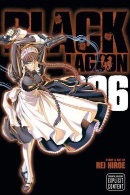 Black Lagoon, Volume 6