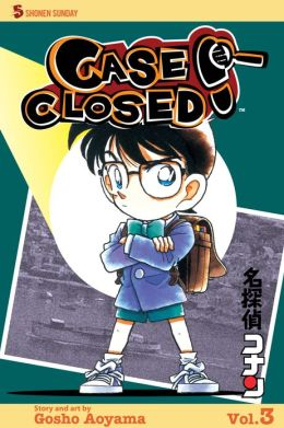 Case Closed, Volume 3