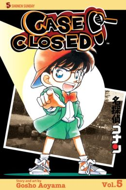 Case Closed, Volume 5