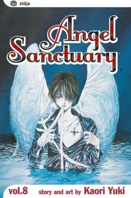 Angel Sanctuary, Vol. 8