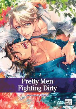 Pretty Men Fighting Dirty, Vol. 1 (digital) (Yaoi Manga)