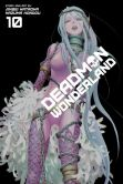 Book Cover Image. Title: Deadman Wonderland, Volume 10, Author: Jinsei Katoka