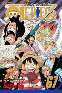 One Piece, Volume 67: Cool Fight