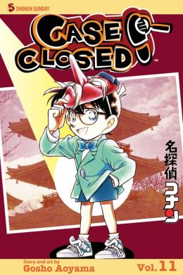 Case Closed, Volume 11