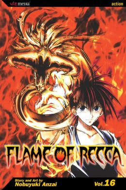 Flame of Recca, Vol. 16