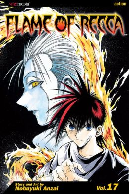 Flame of Recca, Vol. 17