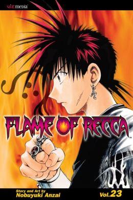 Flame of Recca, Vol. 23