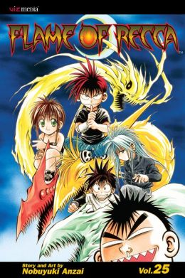 Flame of Recca, Vol. 25