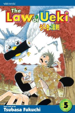 The Law of Ueki, Vol. 5: If You Can't Beat 'Em...