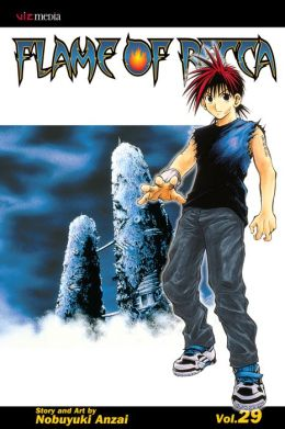 Flame of Recca, Vol. 29
