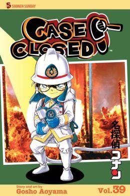 Case Closed, Volume 39