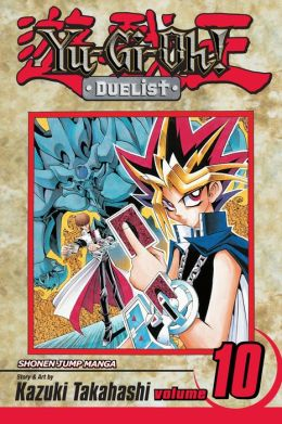 Yu-Gi-Oh!: Duelist, Vol. 10