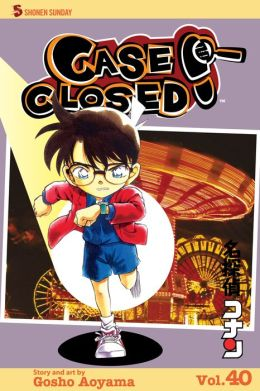 Case Closed, Volume 40