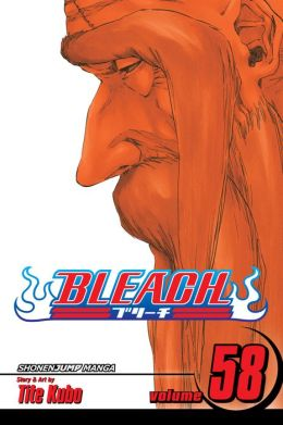 Bleach, Volume 58: The Fire