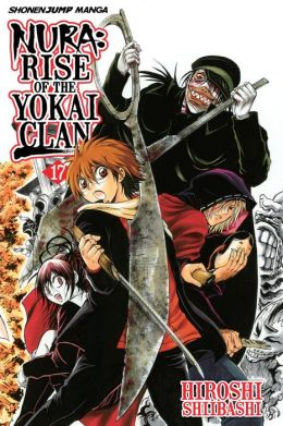 Nura: Rise of the Yokai Clan, Volume 17