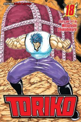 Toriko, Volume 18: Gourmet Casino!!