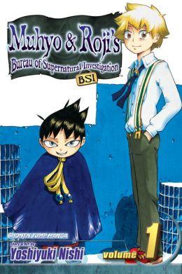 Muhyo & Roji's Bureau of Supernatural Investigation, Vol. 1: Rei & Taeko
