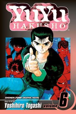 YuYu Hakusho, Volume 6: The Dark Tournament
