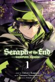 Book Cover Image. Title: Seraph of the End, Vol. 1:  Vampire Reign, Author: Takaya Kagami