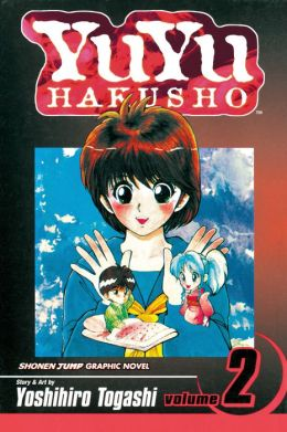 YuYu Hakusho, Volume 2: Lonesome Ghosts