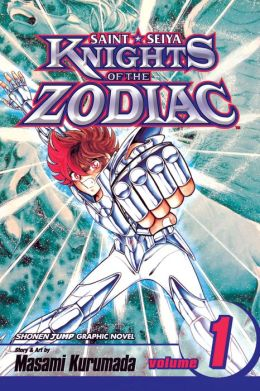 Knights of the Zodiac (Saint Seiya), Vol. 1: The Knights of Athena