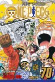 Book Cover Image. Title: One Piece, Vol. 70:  Enter Doflamingo, Author: Eiichiro Oda