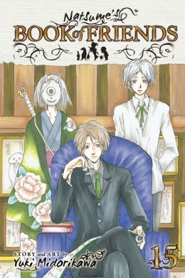 Natsume's Book of Friends , Vol. 15