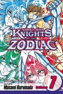Knights of the Zodiac (Saint Seiya), Vol. 7: Medusa's Shield
