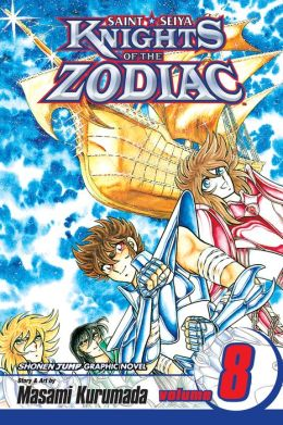 Knights of the Zodiac (Saint Seiya), Vol. 8: The Twelve Palaces