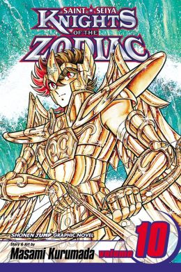 Knights of the Zodiac (Saint Seiya), Vol. 10: Shaka: Close to Godhood!