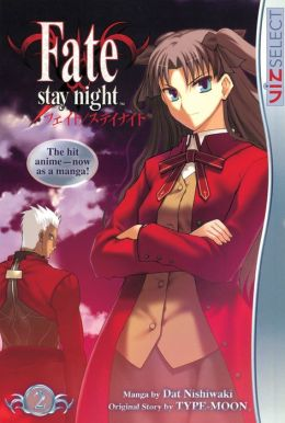 Fate/stay night, Vol. 2
