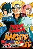 Book Cover Image. Title: Naruto, Vol. 66:  The New Three, Author: Masashi Kishimoto