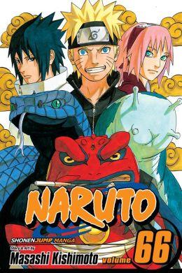 Naruto, Volume 66: The New Three