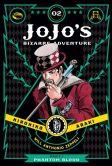 Book Cover Image. Title: JoJo's Bizarre Adventure:  Part 1--Phantom Blood, Vol. 2, Author: Hirohiko Araki