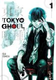 Book Cover Image. Title: Tokyo Ghoul, Vol. 1, Author: Sui Ishida