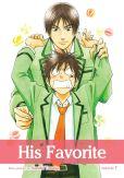 Book Cover Image. Title: His Favorite, Vol. 7 (Yaoi Manga), Author: Suzuki Tanaka