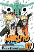 Book Cover Image. Title: Naruto, Volume 67:  An Opening, Author: Masashi Kishimoto