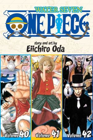 One Piece (Omnibus Edition), Vol. 14: Includes vols. 40, 41 & 42