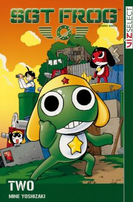 Sgt. Frog , Vol. 2: Gun-toting, Mutinous Frogs!