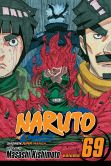 Book Cover Image. Title: Naruto, Vol. 69:  The Start of a Crimson Spring, Author: Masashi Kishimoto