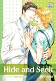 Book Cover Image. Title: Hide and Seek, Vol. 3 (Yaoi Manga), Author: Yaya Sakuragi
