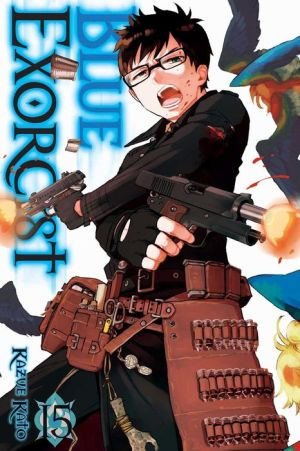 Blue Exorcist, Volume 15