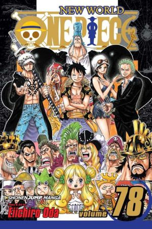 One Piece, Volume 78