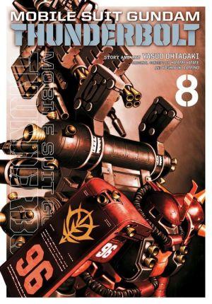 Book Mobile Suit Gundam Thunderbolt, Vol. 8