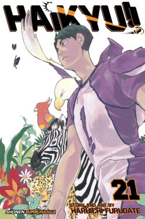 Haikyu!!, Vol. 21