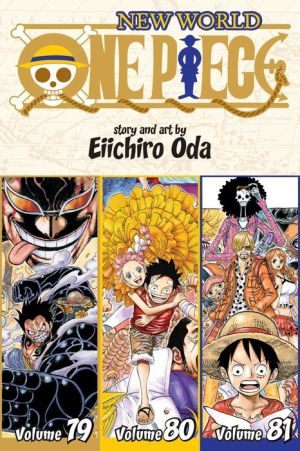 One Piece (Omnibus Edition), Volume 27: Includes volumes 79, 80 & 81