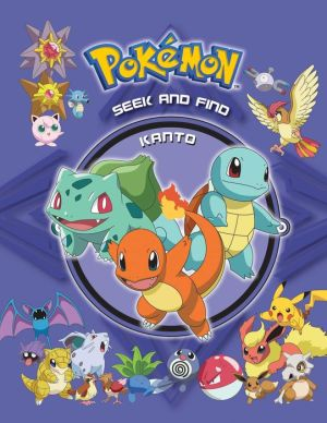 Pokemon Seek and Find - Kanto
